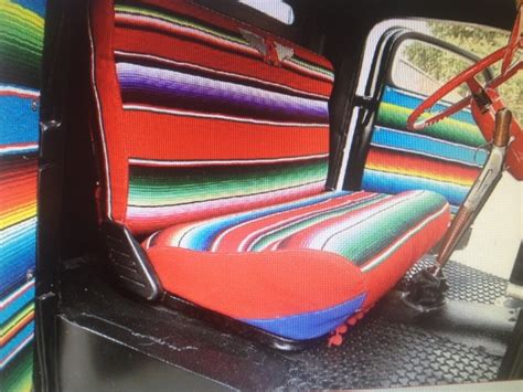 mexican blanket upholstery 91 best images about kustom car interior on pinterest
