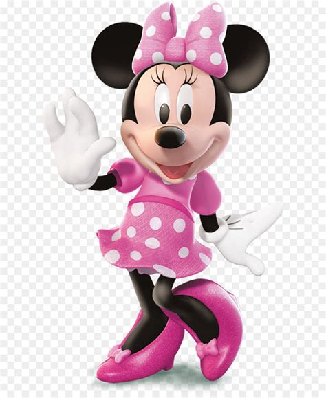 Minnie Mouse by Minnie Mouse Mickey Mouse Clip Minnie Mouse Png Hd