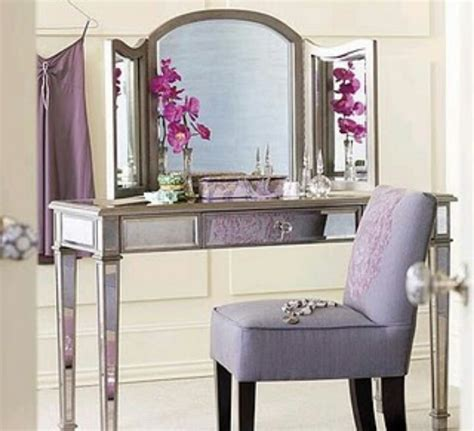 Vanity In Purple by Future Makeup Room Girly Stuff Dressing Tables