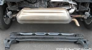 Exhaust System For Smart Car Evilution Smart Car Encyclopaedia