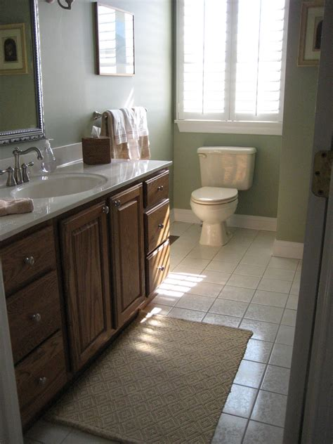 guest bathroom the big before and after reveal calypso