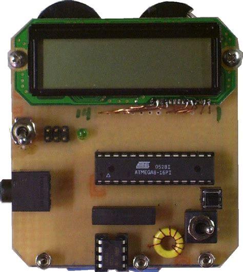 inductance meter atmega8 inductance meter dan s workshop