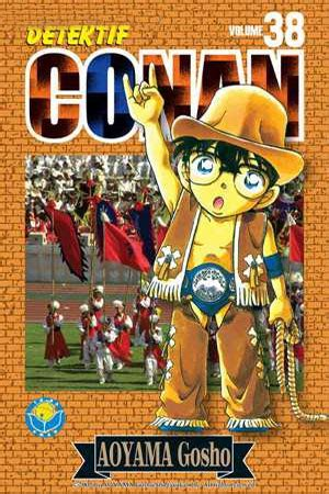 Detektif Conan Spesial 38 By Aoyama Gosho jual buku detektif conan 38 toko buku diskon togamas togamas