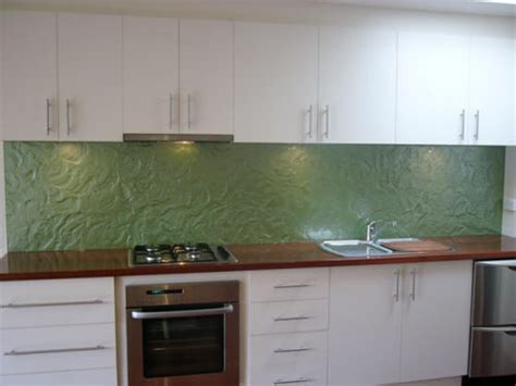 Designer Fitted Kitchens glass splashback colours point cook glass
