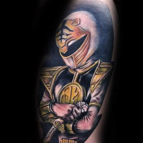 power rangers tattoo 50 power rangers designs for superpower ink ideas