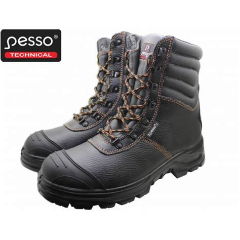 The Tsumoru Forest Snow Boots For Size 43 Black winterboots bs659 s3 src 37 pesso winter footwear