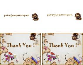 free thank you cards free printable children s thank you note cards
