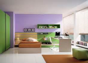 bedroom purple colour schemes modern design: interior design interior design kids and young contemporary bedroom