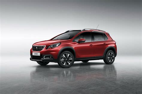 peugeot 2008 crossover peugeot publishes real world fuel economy figures for 2008
