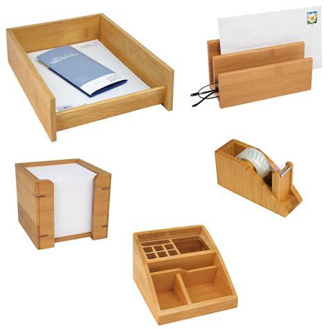 Büro Schreibtisch Kaufen by Schreibtisch Set Bambus Bestseller Shop F 252 R M 246 Bel Und
