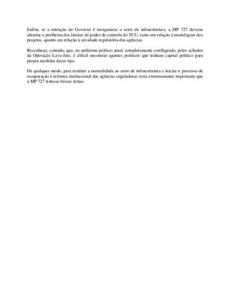 Medida Provisória 727 sobre PPI: o Governo Temer renunciou