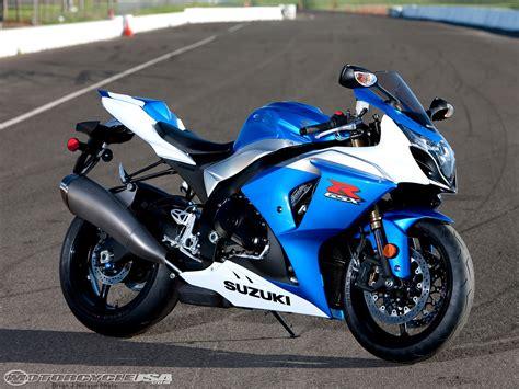 Suzuki Gsxr1000 2009 Suzuki Gsx R1000 Comparison Track Motorcycle Usa