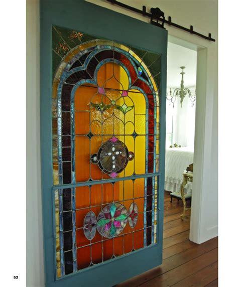 Houston House Home Magazine September 2011 Issue Glass Barn Doors Houston