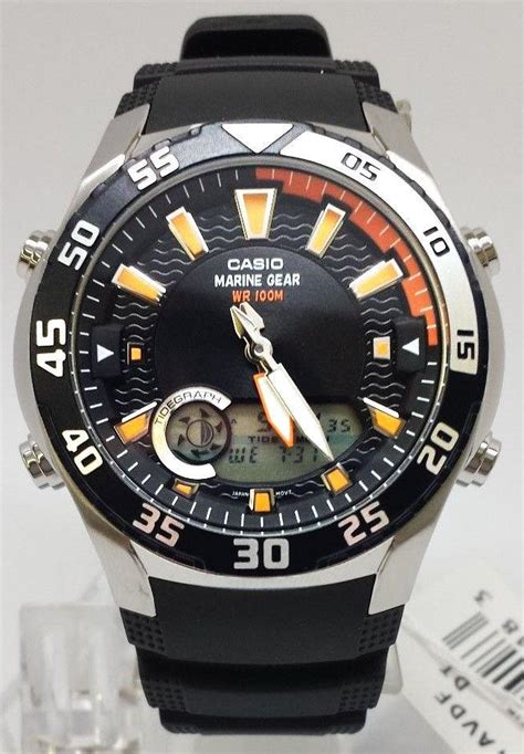 casio marine gear casio marine gear analog digital moo end 10 5 2016 7 15 pm
