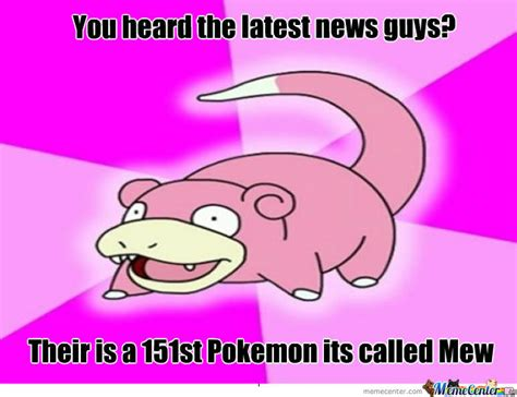Slowbro Meme - slowbro by diabloson meme center