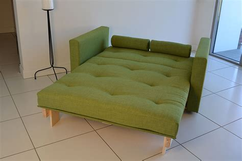 mattress futon snug upholstered futon sofa bed