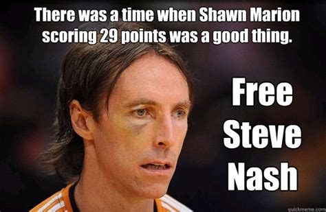 there was a time when shawn marion scoring 29 points was a