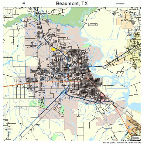 nederland texas map beaumont family feud