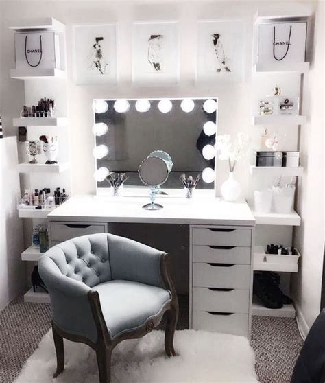 makeup room how to decorate your makeup room that walks