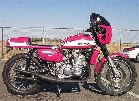 Suzuki Gt750 Cafe Racer Bob Hill