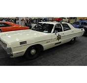 Dukes Of Hazzard Roscoe Coltrane Police Car 12 29 2012