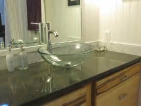 bathroom counter top ideas granite