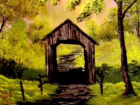 bob ross painting bridge twoinchbrush bob ross database list of all bob ross