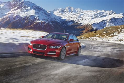 jaguar xe review ratings specs prices    car connection