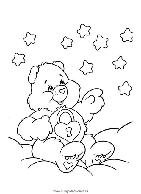 kelly bear coloring pages 21 best care bears coloring pages images on pinterest