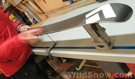 homemade ski tuning bench 8 best images about xc ski on pinterest bikes tables