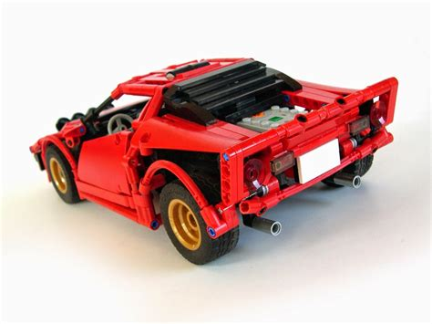 Where Is Lancia Made Lancia Stratos Made Of Lego