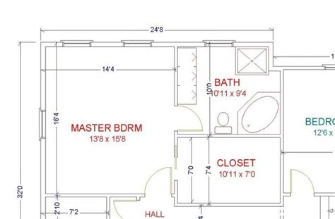 design bathroom floor plan master bedroom design plans worthy master bath layout