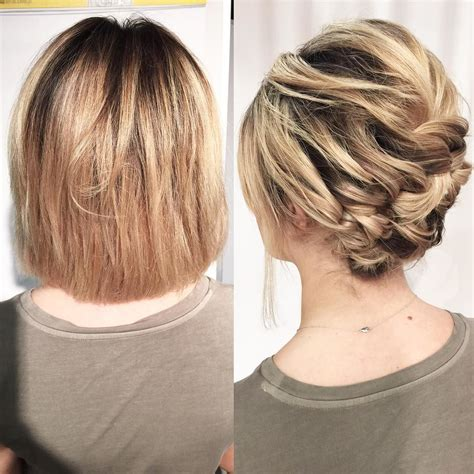 can you use creaclip for short hair today in philly i demonstrated how short hair can go up