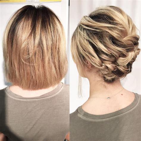 cute hairstyles using braids 25 cute short hairstyle with braids braided short