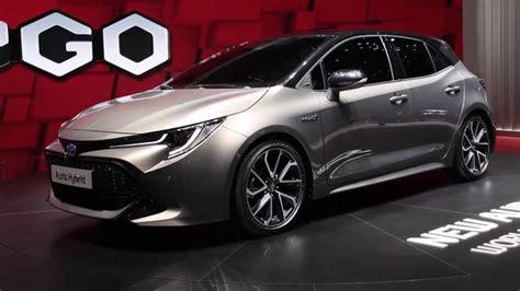 2020 Toyota Auris by 2020 Toyota Auris Reveal