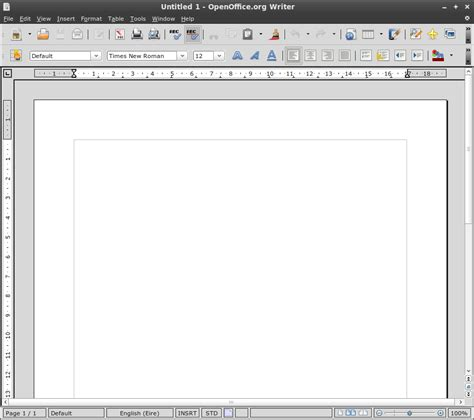 Openoffice Writer Outline View by Openoffice Org Writer Linux Mint Community