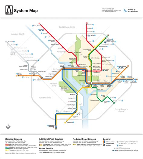 map of dc metro metro listens to feedback tweaks future map greater greater washington