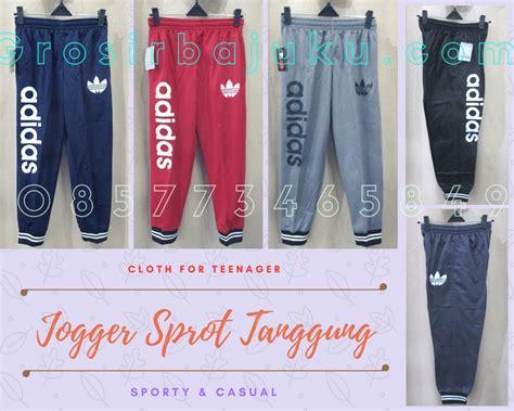 Celana Joger Sport sentra grosir celana jogger sport anak tanggung murah 26ribu