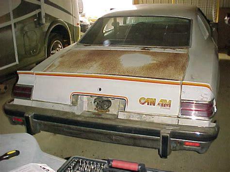 automobile air conditioning repair 1992 pontiac lemans on board diagnostic system pontiac le mans coupe 1977 white for sale 2f37z7p2 1977 pontiac lemans can am 2 door sport