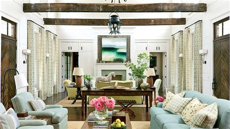 106 living room decorating ideas southern living balance rustic elements 106 living room decorating ideas
