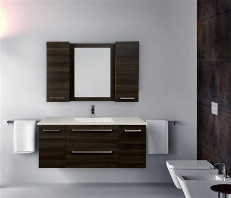 Modern Floating Vanities by Choosing Modern Vanities Mirror The Homy Design
