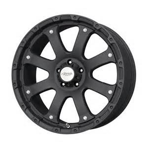Truck Rims Flat Black Wheels Chrome Wheels Custom Wheels