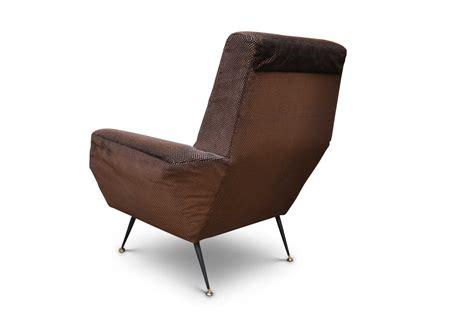 poltrone gio ponti poltrona vintage tra gio ponti e zanuso italian vintage sofa