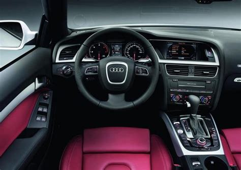 2012 Audi A5 Interior by 2009 2012 Audi A5 Cabriolet Car Review Top Speed