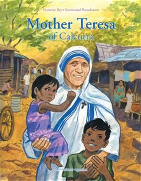biography of mother teresa for students book notes two children s books about soon to be saint