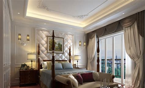 clasic bedroom classic bed design in minimalist bedroom download 3d house