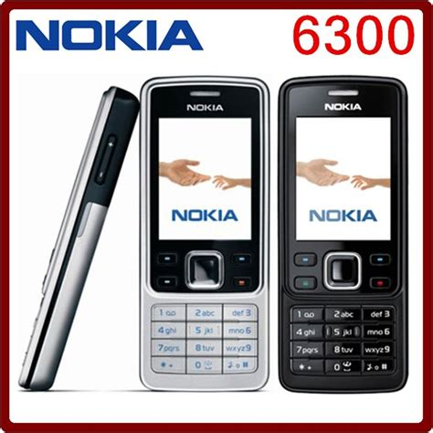 Nokia 6300 Gsm By Pedia Cellular aliexpress buy original unlocked nokia 6300 gsm