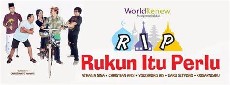 rekomendasi film indie santri dan pemuda gereja produksi film perdamaian oleh