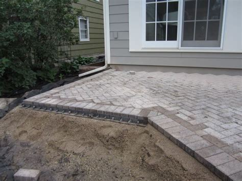 Patio Pavers Minnesota Pin By Barrett Lawn Care Inc On Paver Patio Start To