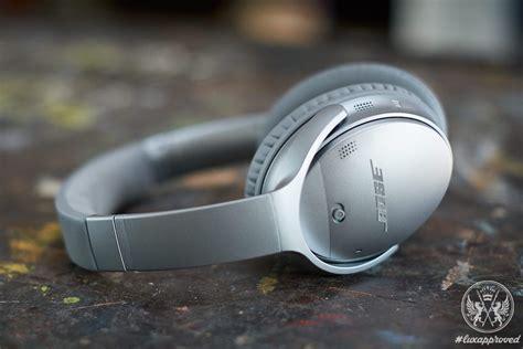 X One Headphone Bluetooth Qc35 Headset Diskon bose qc35 wireless headphones make sound quieter sound better expos 233